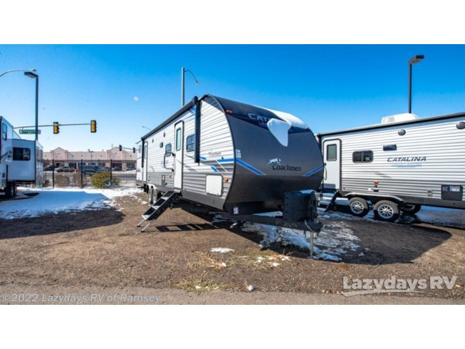 New 2021 Coachmen Catalina Legacy 323BHDSCK available in Anoka, Minnesota