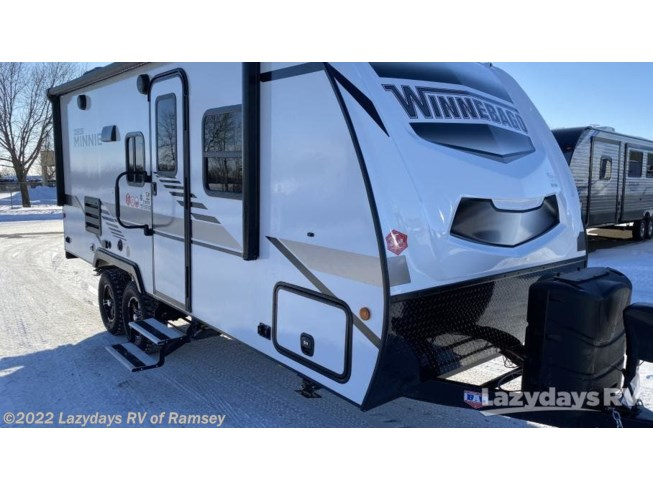 New 2021 Winnebago Micro Minnie 2108TB available in Ramsey, Minnesota
