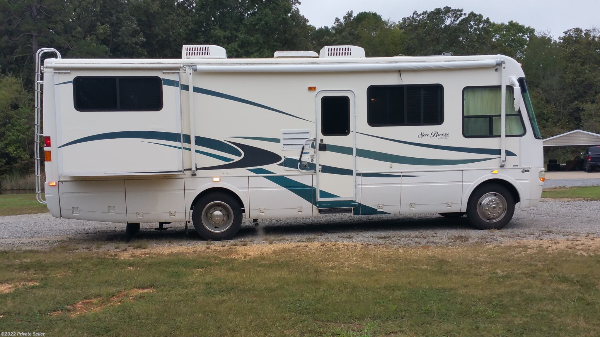 2003 National Rv Sea Breeze Xl 8311 For Sale In Mabelvale Ar. Wiring. Sea Breeze Motorhome Water System Diagram At Scoala.co
