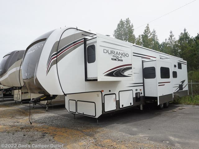 New 2020 K-Z Durango Gold 382MBQ available in Gulfport, Mississippi
