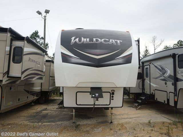 2020 Forest River Wildcat 280SG - New Fifth Wheel For Sale by Dad's Camper Outlet in Gulfport, Mississippi