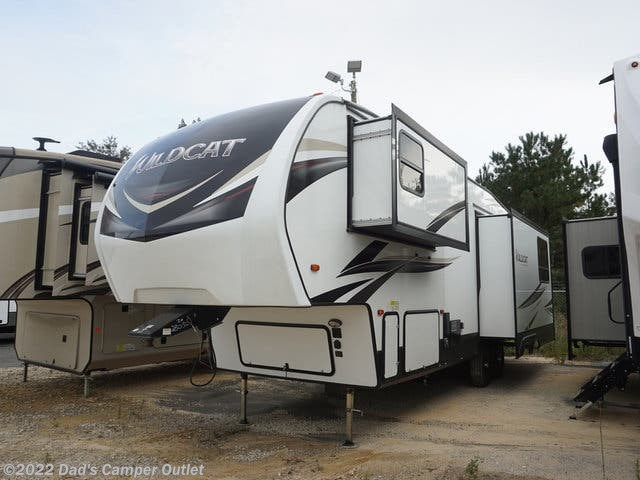 2020 Wildcat 280SG by Forest River from Dad's Camper Outlet in Gulfport, Mississippi
