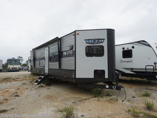 New 2020 Forest River Salem 28FKV available in Gulfport, Mississippi