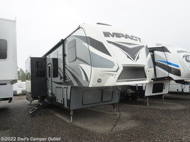 Used 2017 Keystone Impact 361 available in Gulfport, Mississippi