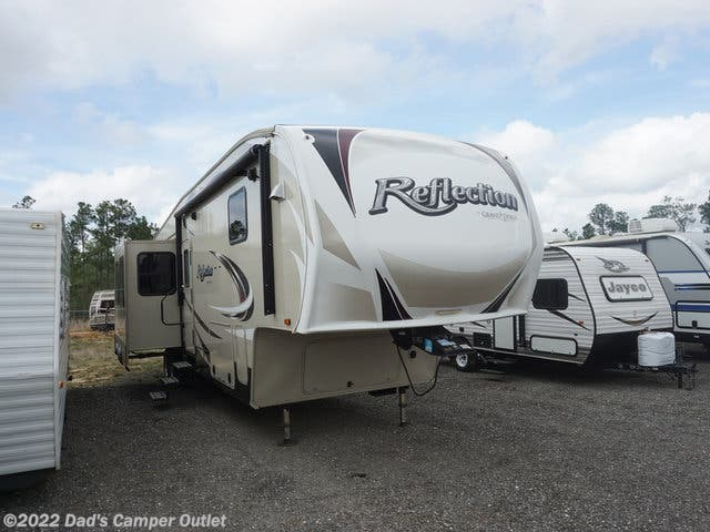 Used 2017 Grand Design Reflection 357BH available in Gulfport, Mississippi