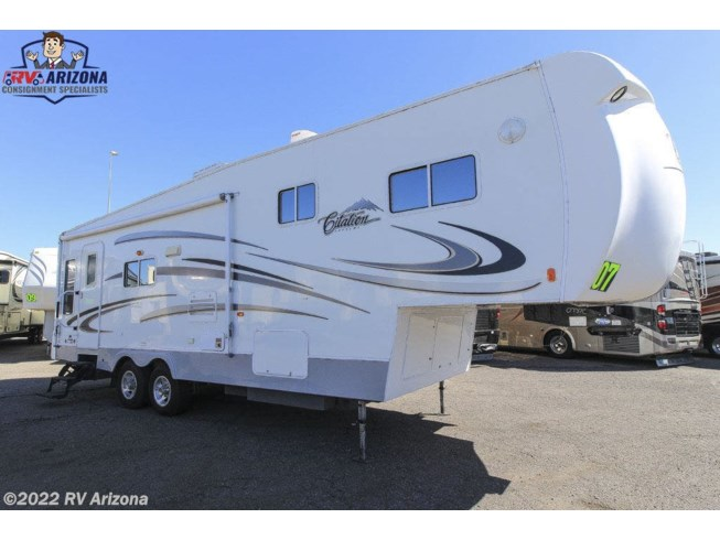Used 2007 Thor 295RLS available in El Mirage, Arizona