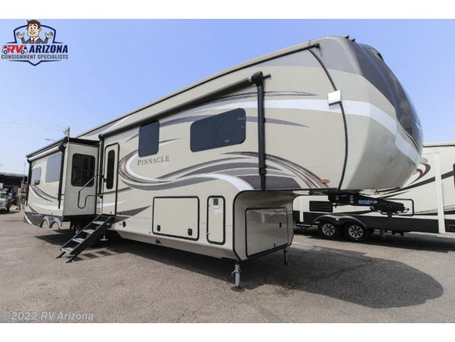 Used 2018 Jayco Pinnacle 36KPTS available in El Mirage, Arizona