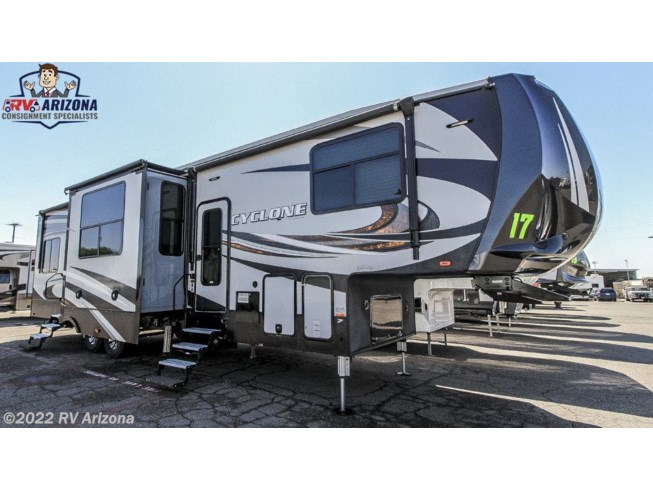 Used 2017 Heartland Cyclone CY 3513 JM available in El Mirage, Arizona