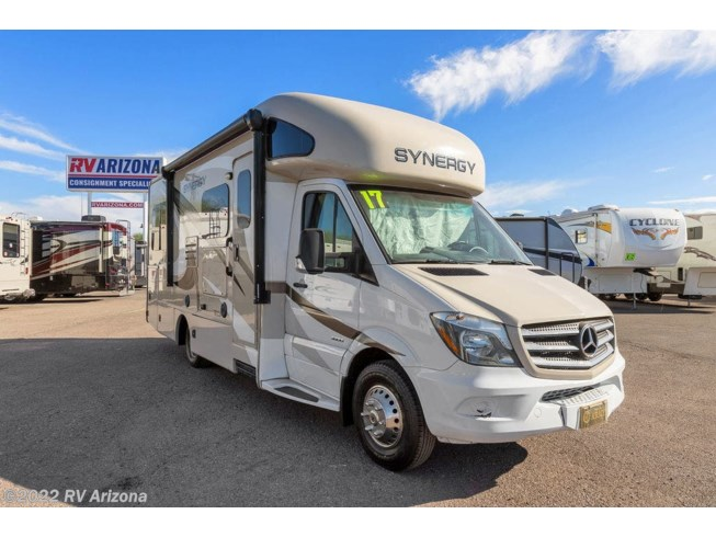 Used 2017 Thor Motor Coach Synergy TT24 available in El Mirage, Arizona