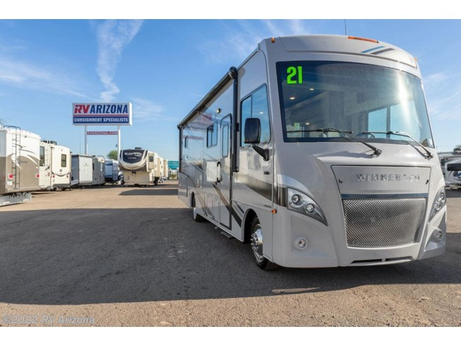 Used 2021 Winnebago Intent 31P available in El Mirage, Arizona