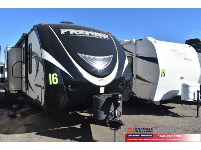 Used 2016 Keystone Premier 26RBPR available in El Mirage, Arizona