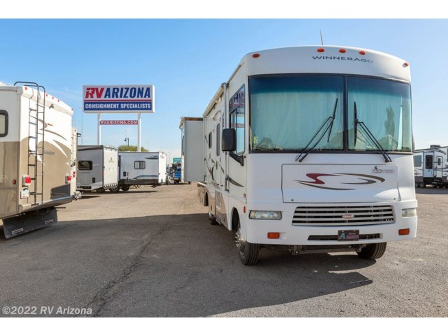 Used 2007 Winnebago Sightseer 26P available in El Mirage, Arizona