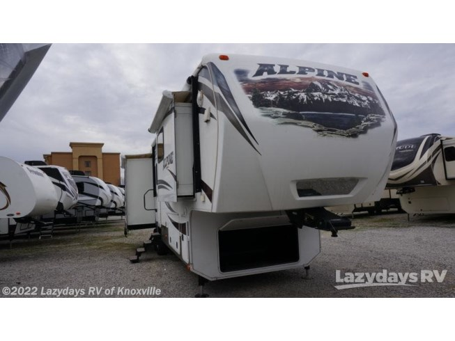 Used 2013 Keystone Alpine 3250RL available in Knoxville, Tennessee