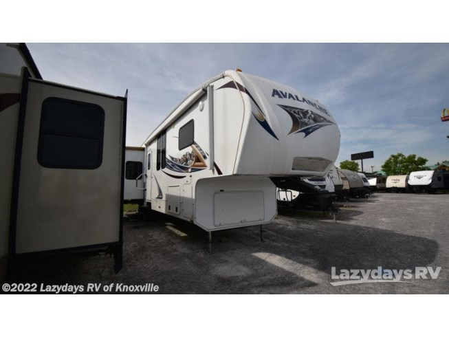 Used 2011 Keystone Avalanche 330RE available in Knoxville, Tennessee
