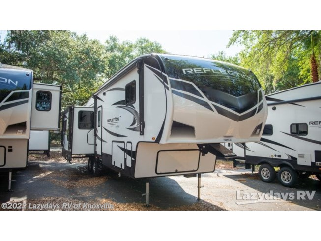 New 2021 Grand Design Reflection 337RLS available in Knoxville, Tennessee