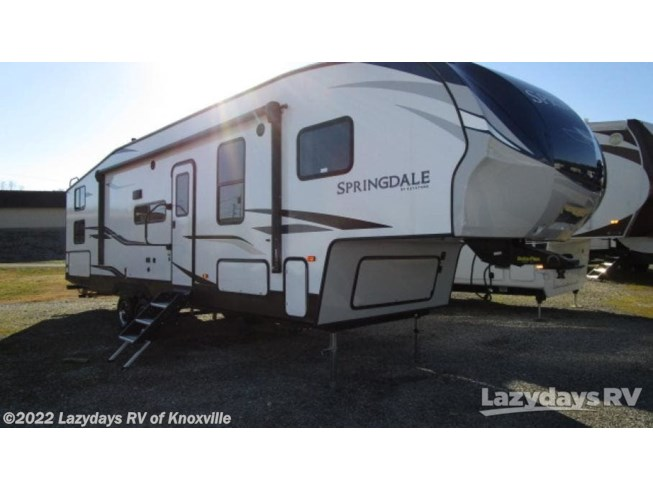 New 2021 Keystone Springdale 300FWBH available in Knoxville, Tennessee