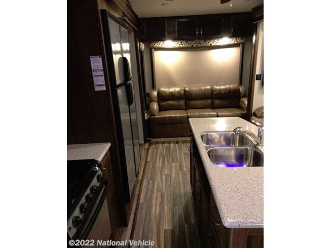 2017 Keystone Montana High Country 305RL - Used Fifth Wheel For Sale by National Vehicle in Davison, Michigan