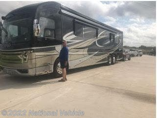 Used 2017 American Coach American Eagle 45N available in Anahuac, Texas