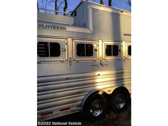 2015 5 Horse 32' Trailer with Living Quarters by Platinum Coach from National Vehicle in Omaha, Nebraska