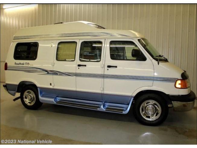 1998 Roadtrek Popular 170 20' Class B RV RV for Sale in ...