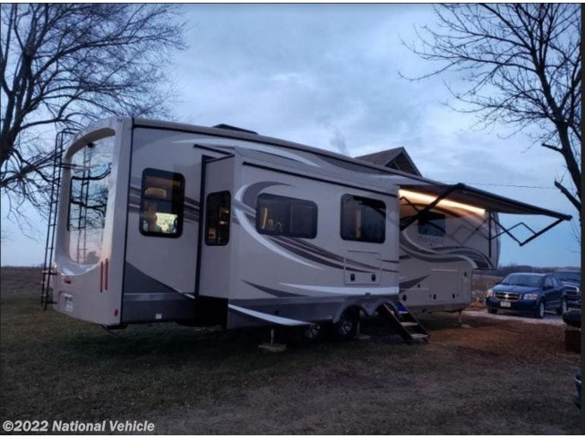 Used 2020 Jayco Pinnacle 36FBTS available in Woodburn, Iowa