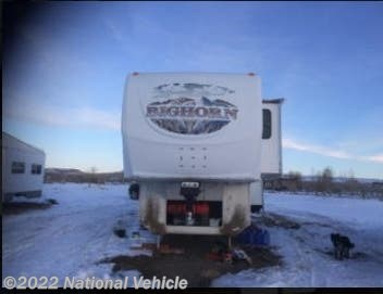 2008 Heartland Bighorn 3055RL - Used Fifth Wheel For Sale by National Vehicle in Kinnear, Wyoming