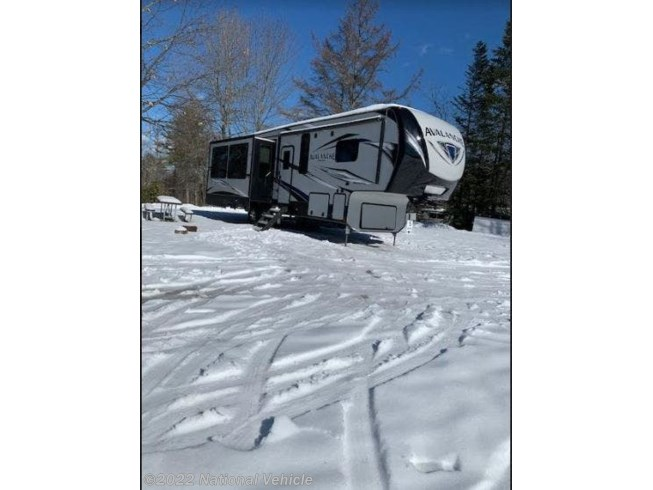 Used 2018 Keystone Avalanche 300RE available in Chichester, New Hampshire