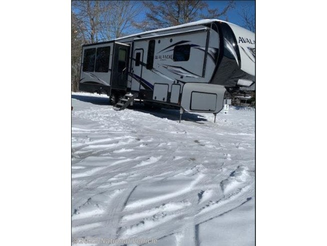 2018 Avalanche 300RE by Keystone from National Vehicle in Chichester, New Hampshire