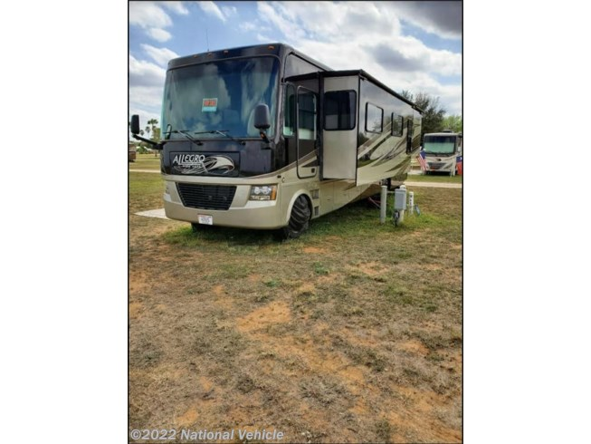 2012 Tiffin Allegro 36 LA - Used Class A For Sale by National Vehicle in Gordon, Wisconsin