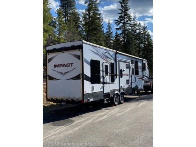 2015 Impact 341 by Keystone from National Vehicle in Coeur D'alene, Idaho