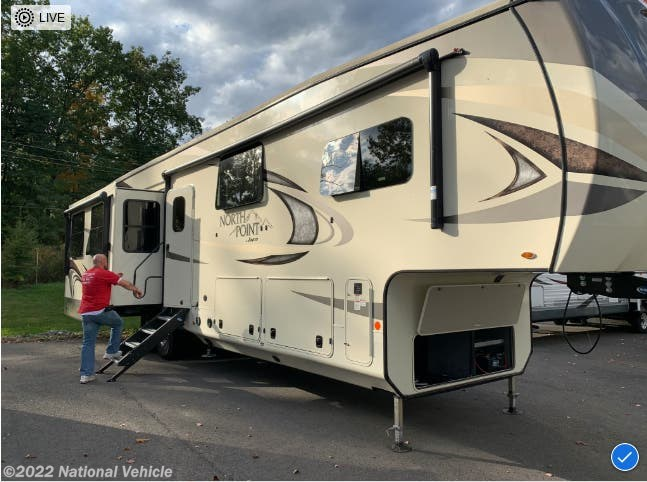 Used 2019 Jayco North Point 377RLBH available in Carmel Hamlet, New York
