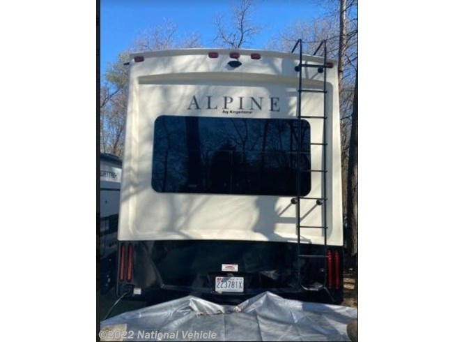 2019 Keystone Alpine 3400RS - Used Fifth Wheel For Sale by National Vehicle in Pasadena, Maryland