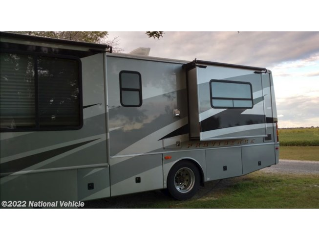 2006 Providence 39L by Fleetwood from National Vehicle in St. Anne, Illinois
