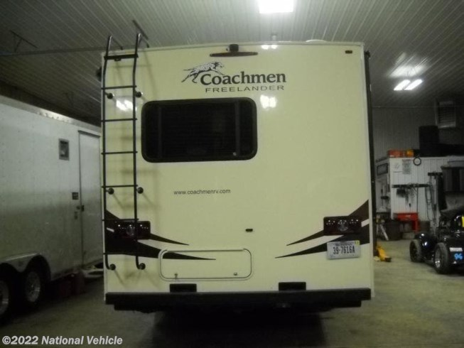 2016 Coachmen Freelander  21RS - Used Class C For Sale by National Vehicle in Baker, Montana