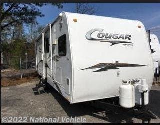 2008 Keystone Cougar - Used Travel Trailer For Sale by National Vehicle in Providence, Rhode Island