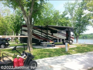 2014 Georgetown XL 377TS by Forest River from National Vehicle in Fenton, Missouri