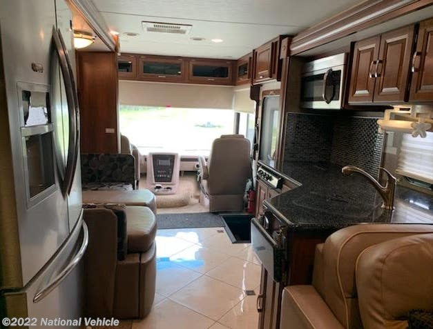 2014 Forest River Georgetown XL 377TS - Used Class A For Sale by National Vehicle in Fenton, Missouri
