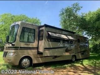2008 Admiral 36PCT by Holiday Rambler from National Vehicle in McQueeney, Texas