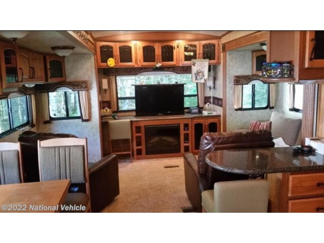 Used 2012 Keystone Montana 3625RE 39' Fifth Wheel available in Oakland, Maine