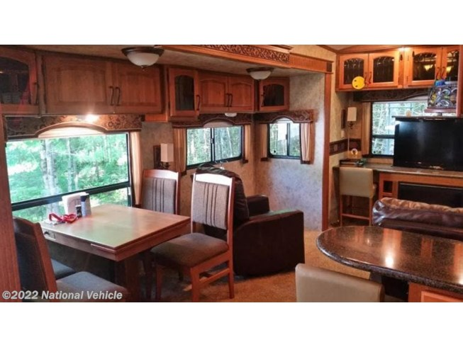 2012 Montana 3625RE 39' Fifth Wheel by Keystone from National Vehicle in Oakland, Maine