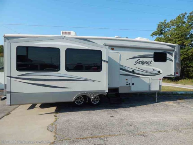 Used 2014 Forest River Cedar Creek Silverback 29RE available in Sunrise Beach, Missouri