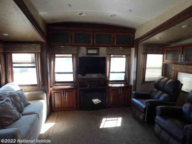 2014 Forest River Cedar Creek Silverback 29RE - Used Fifth Wheel For Sale by National Vehicle in Sunrise Beach, Missouri