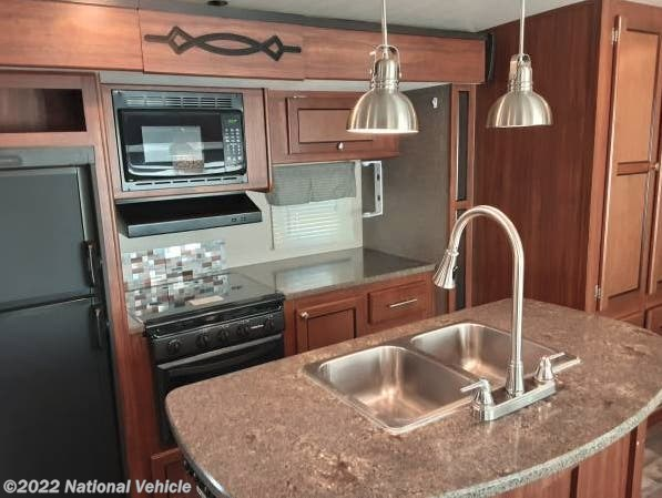 2017 Heartland Mallard M28 - Used Travel Trailer For Sale by National Vehicle in Aitkin, Minnesota