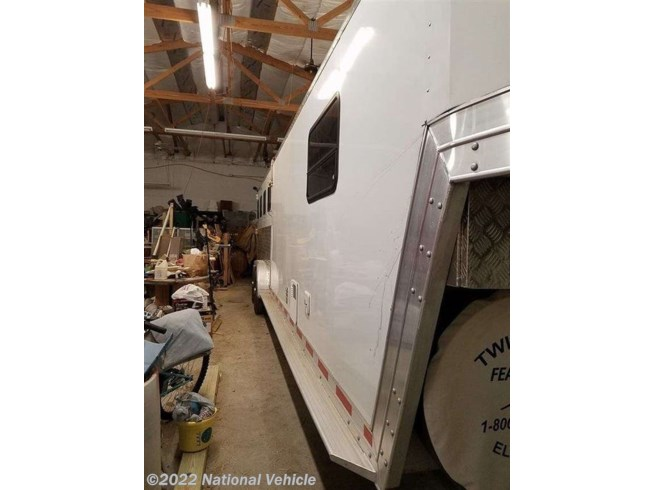 Used 2002 Miscellaneous Keifer Aluminum 4 Horse Slant W/LQ available in Omaha, Nebraska