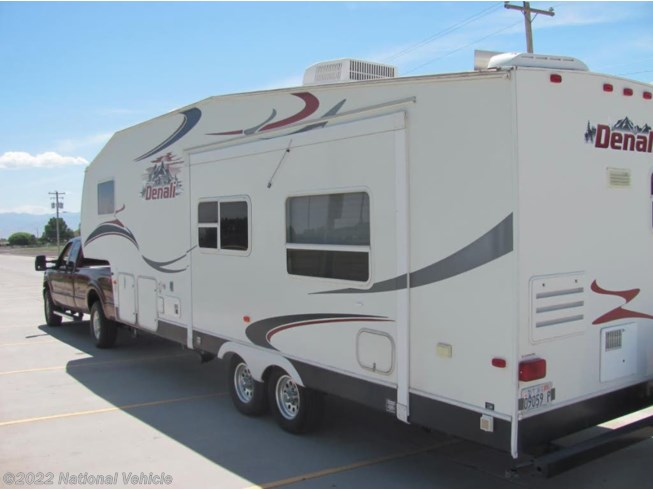 2005 Dutchmen Denali 28RK - Used Fifth Wheel For Sale by National Vehicle in Delta, Utah