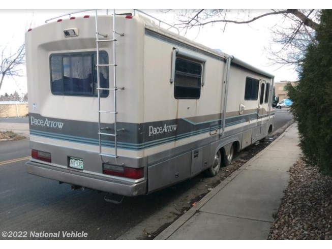1992 Fleetwood Pace Arrow M-J - Used Class A For Sale by National Vehicle in Englewood, Colorado