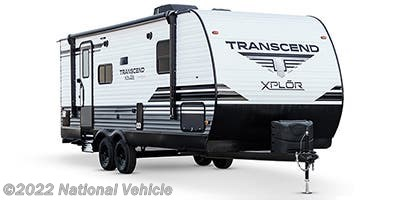 Used 2020 Grand Design Transcend Xplor 221RB available in Nunn, Colorado