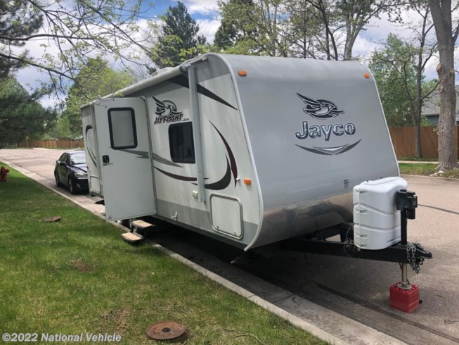 Used 2014 Jayco Jay Flight 22RB available in Fort Collins, Colorado