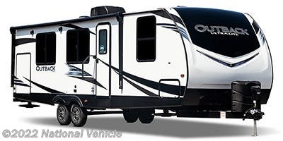 Used 2020 Keystone Outback Ultra-Lite 221UMD 27' Travel Trailer available in Lutz, Florida