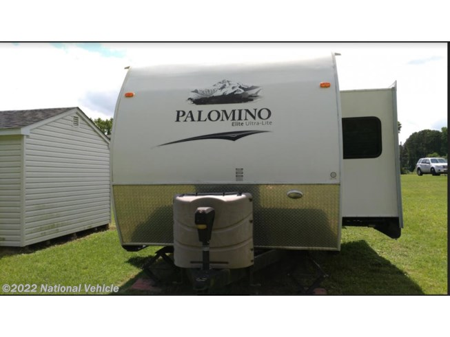 Used 2011 Forest River Palomino 829FLS available in Windsor, Virginia